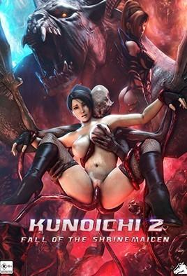Kunoichi Episode 2: Fall of the Shrinemaiden